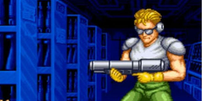 Cyber-Lip Neo Geo Rom İndir