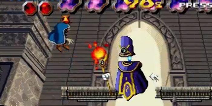Nightmare in the Dark (Decrypted C) Neo Geo Rom İndir