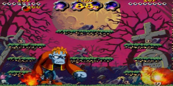 Nightmare in the Dark Neo Geo Rom İndir